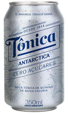 AGUA TONICA ANTARTICA DIET LATA 1X350ML